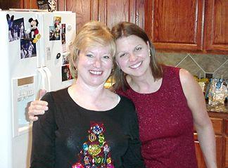 Brenda and Joanie