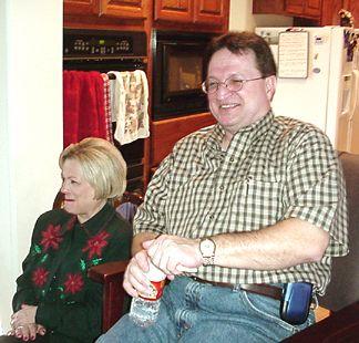 Mark and Debbi