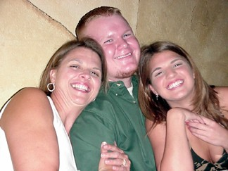 Joanie, Duffey and Natalie