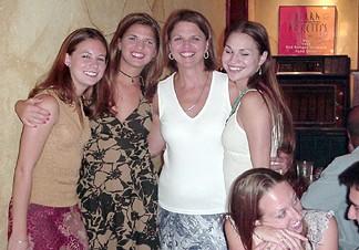 Tiff, Natalie, Joanie and Nicole